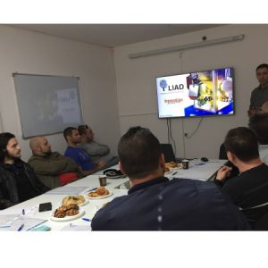 Seminar for our domestic customers